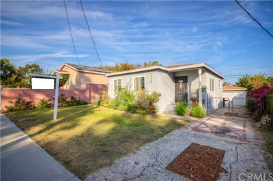 1734 Eudora Avenue, Wilmington, CA 90744 - MLS#: SB19250946