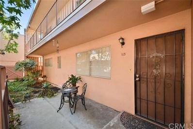 14903 S Normandie Avenue UNIT 115, Gardena, CA 90247 - MLS#: SB19253939