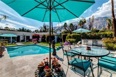 416 W Hermosa Place, Palm Springs, CA 92262 - MLS#: SB19255746