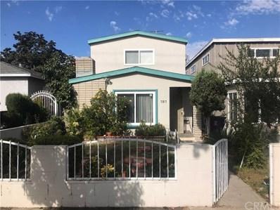 737 W Hill Street, Long Beach, CA 90806 - MLS#: SB19259269