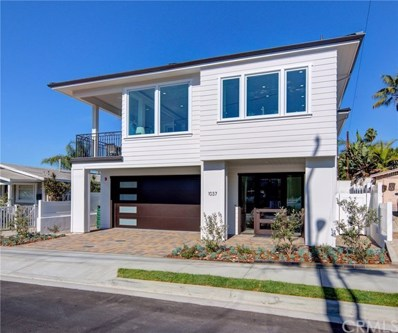 1037 2nd Street, Hermosa Beach, CA 90254 - MLS#: SB19264836