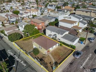 1701 Havemeyer Lane, Redondo Beach, CA 90278 - MLS#: SB19265264