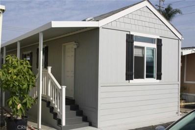 16949 S Western Avenue UNIT 83, Gardena, CA 90247 - MLS#: SB19267750