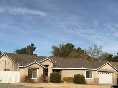 6105 Diamond Street, Palmdale, CA 93552 - MLS#: SB19268718