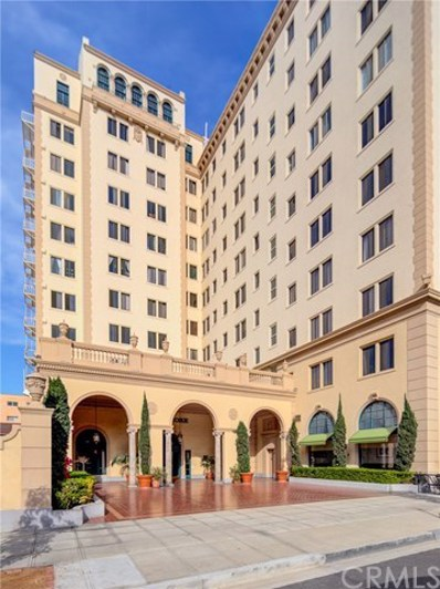315 W 3rd Street UNIT 210, Long Beach, CA 90802 - MLS#: SB19273140