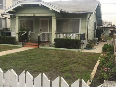 1681 256th Street, Harbor City, CA 90710 - MLS#: SB19275270