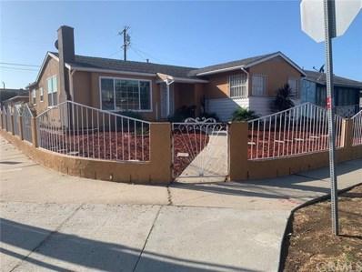 1602 W 109th Street, Los Angeles, CA 90047 - MLS#: SB19277581