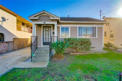 861 W 24th Street, San Pedro, CA 90731 - MLS#: SB19286065
