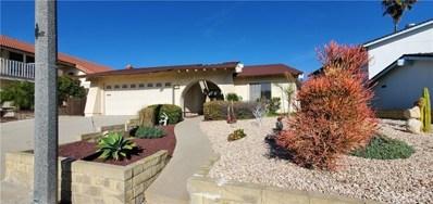 1417 W Toscanini Drive, Rancho Palos Verdes, CA 90275 - MLS#: SB20001228
