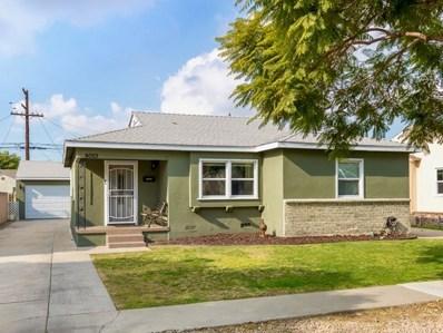 6053 Pearce Avenue, Lakewood, CA 90712 - MLS#: SB20005723
