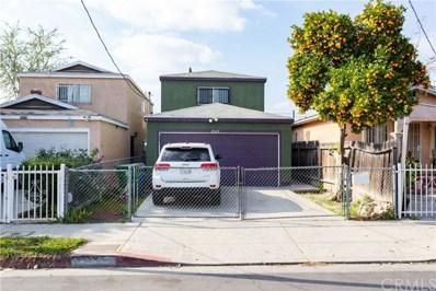 10323 Grape Street, Los Angeles, CA 90002 - MLS#: SB20008648