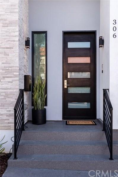 306 Topaz Street, Redondo Beach, CA 90277 - MLS#: SB20008802