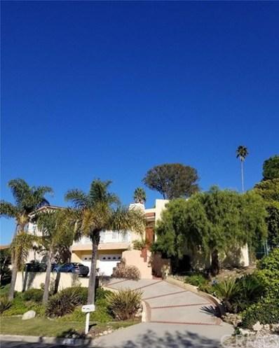 30176 Rhone Drive, Rancho Palos Verdes, CA 90275 - MLS#: SB20008907