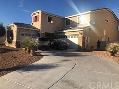 15776 Barrel Cactus Lane, Victorville, CA 92394 - MLS#: SB20010119