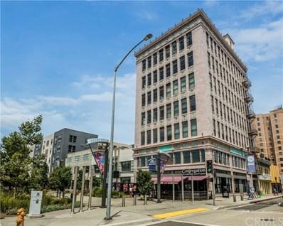 207 E Broadway UNIT 701, Long Beach, CA 90802 - MLS#: SB20011329