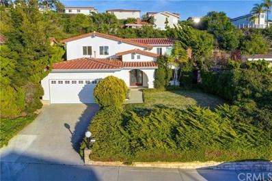 28522 Leacrest Drive, Rancho Palos Verdes, CA 90275 - MLS#: SB20012243