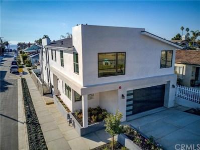1401 Corona Street, Hermosa Beach, CA 90254 - MLS#: SB20015755