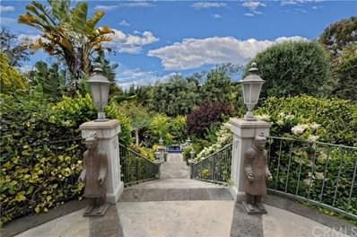 1103 Via Curva, Palos Verdes Estates, CA 90274 - MLS#: SB20015759