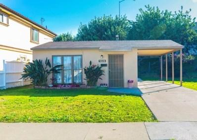 4228 W 162nd Street, Lawndale, CA 90260 - MLS#: SB20025229