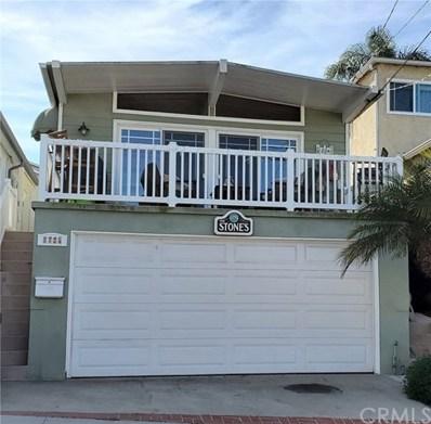 1124 11th Street, Hermosa Beach, CA 90254 - MLS#: SB20025599