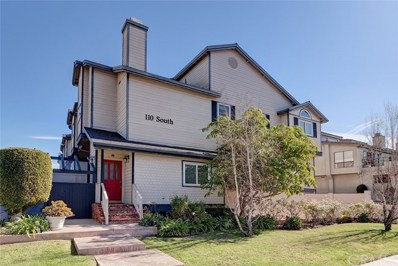 110 S Prospect Avenue UNIT 1, Redondo Beach, CA 90277 - MLS#: SB20031562