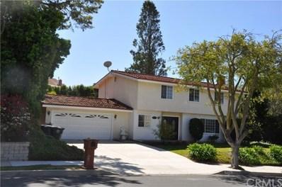29218 Indian Valley Road, Rolling Hills Estates, CA 90275 - MLS#: SB20044875