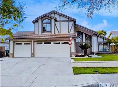 2270 Garland Way, Hemet, CA 92545 - MLS#: SB20049723