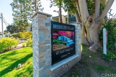 802 Camino Real UNIT 105, Redondo Beach, CA 90277 - MLS#: SB20068348