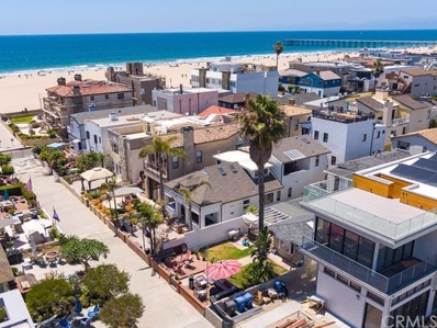 47 6th (aka 42 7th Court) Street, Hermosa Beach, CA 90254 - MLS#: SB20076174