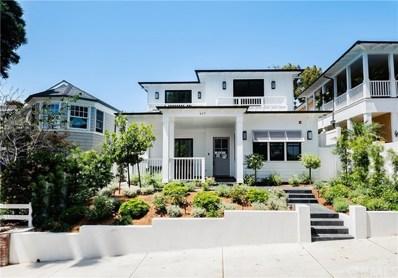 617 31st Street, Manhattan Beach, CA 90266 - MLS#: SB20084953