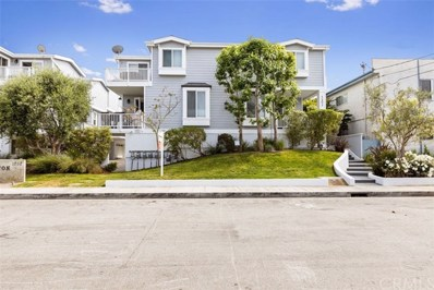 1202 Tennyson Street UNIT 2, Manhattan Beach, CA 90266 - MLS#: SB20090126