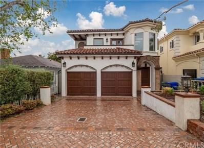1412 Walnut Avenue, Manhattan Beach, CA 90266 - MLS#: SB20090593