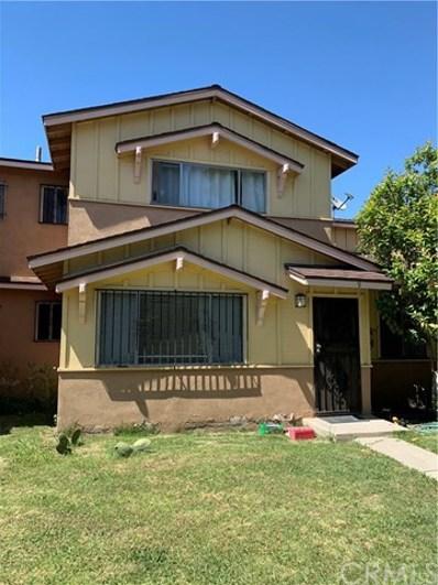 9 Horseshoe Lane UNIT 446, Carson, CA 90745 - MLS#: SB20099926