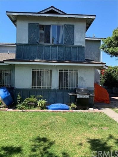 11 Quail Row Lane, Carson, CA 90745 - MLS#: SB20099929