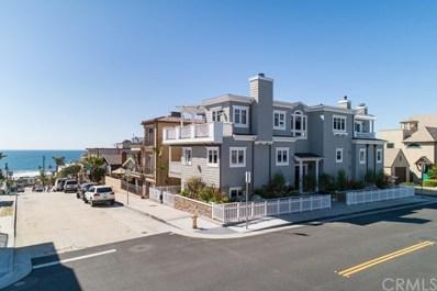 249 33rd Street, Hermosa Beach, CA 90254 - MLS#: SB20107365