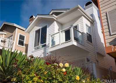 730 24th Street, Hermosa Beach, CA 90254 - MLS#: SB20136333