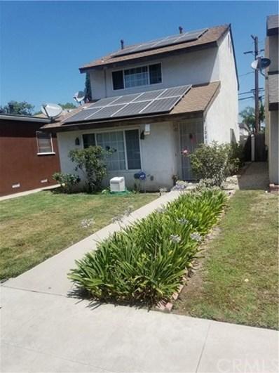 1061 E Harding Street, Long Beach, CA 90805 - MLS#: SB20160366