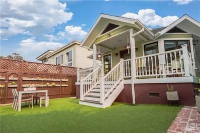 114 Vista Place, Venice, CA 90291 - MLS#: SB20166464