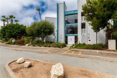 650 The Village UNIT 101, Redondo Beach, CA 90277 - MLS#: SB20172351