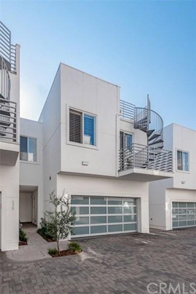 634 4th Street UNIT 7, Hermosa Beach, CA 90254 - MLS#: SB20179575