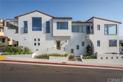 108 35th Street, Hermosa Beach, CA 90254 - MLS#: SB20180819
