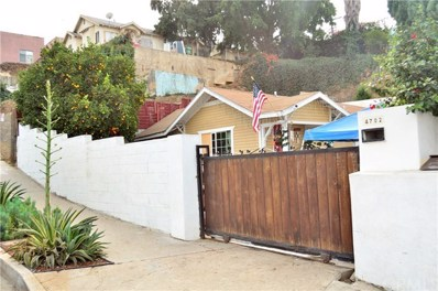 4702 St Charles Place, Los Angeles, CA 90019 - MLS#: SB20257376