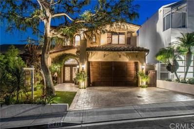 848 11th Street, Manhattan Beach, CA 90266 - MLS#: SB20260376