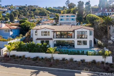 725 Via Del Monte, Palos Verdes Estates, CA 90274 - MLS#: SB20261376