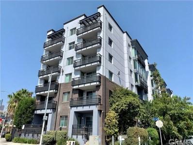 629 Traction Avenue UNIT 208, Los Angeles, CA 90013 - MLS#: SB21005207