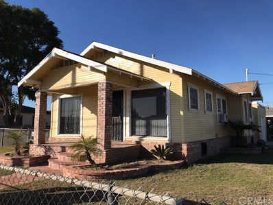 701 W G Street, Wilmington, CA 90744 - MLS#: SB21006417