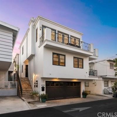 2211 Vista Drive, Manhattan Beach, CA 90266 - MLS#: SB21023146