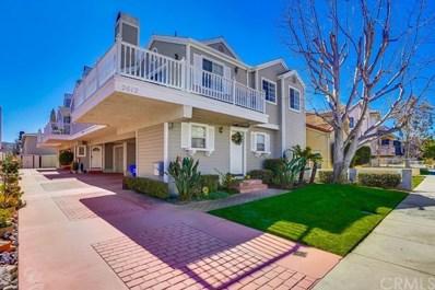 2612 Gates Avenue UNIT A, Redondo Beach, CA 90278 - MLS#: SB21024956