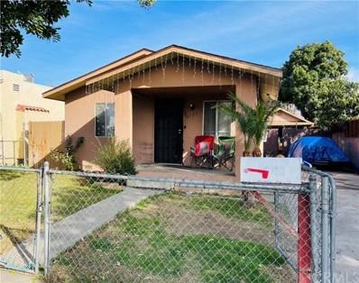 4732 Ivy Street, Pico Rivera, CA 90660 - MLS#: SB21028603