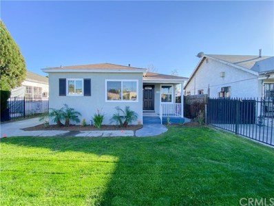1240 E 88th Place, Los Angeles, CA 90002 - MLS#: SB21040601
